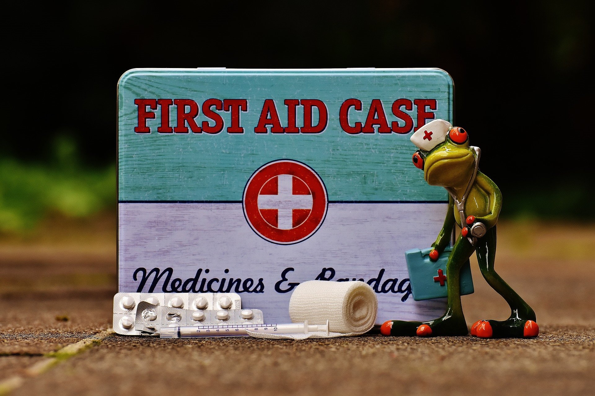 Northamptonshire first aid at work course