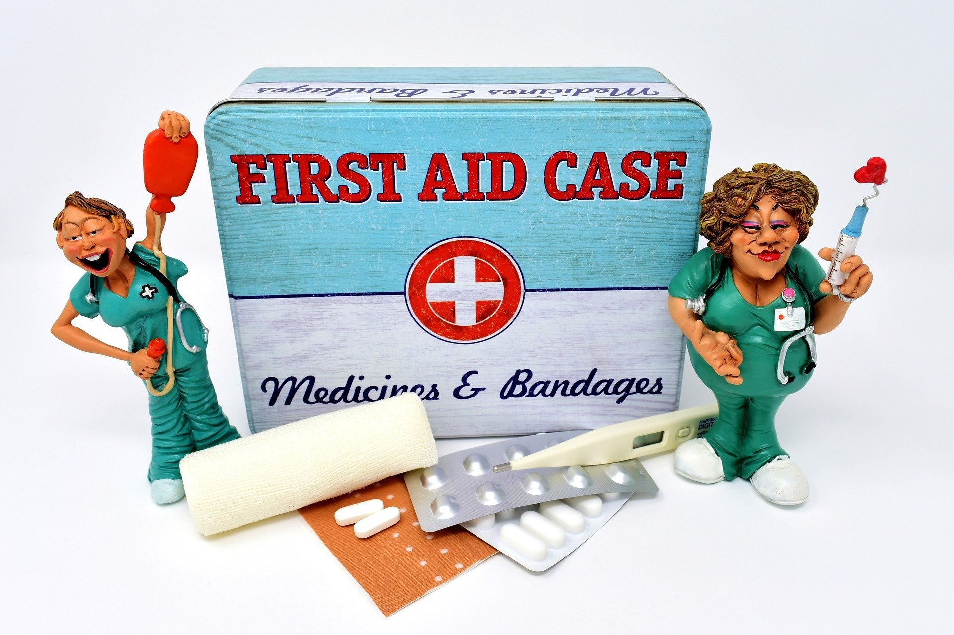 northamptonshire first aid at work courses