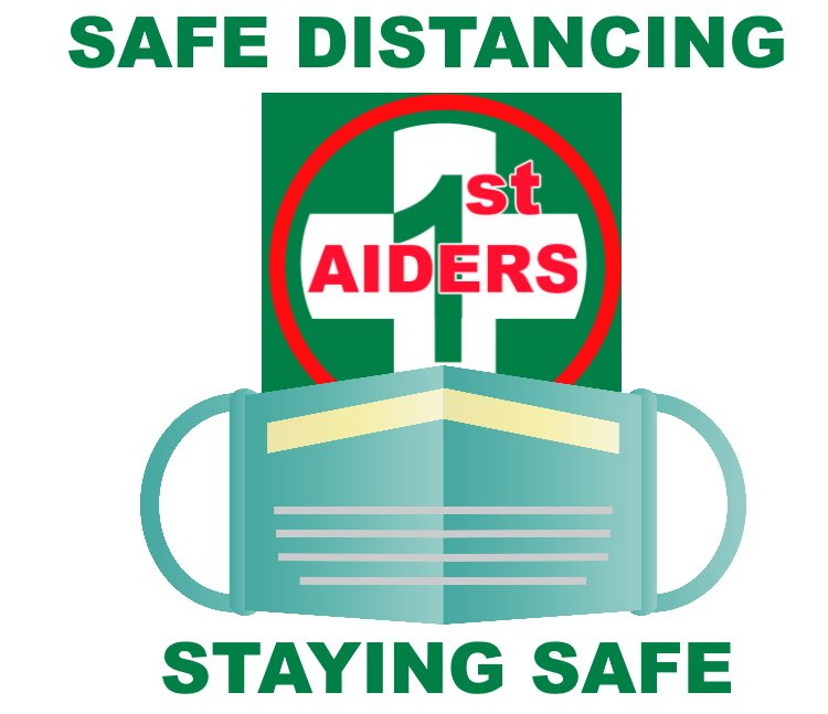 safe distancing first aid courses northampton